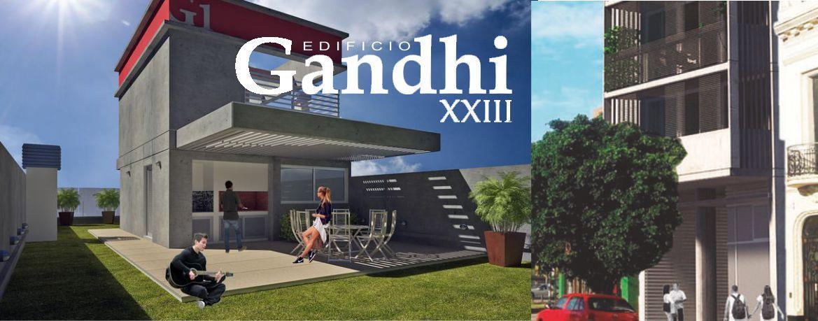 Sergio Villella. emprendimiento Edificio Gandhi XXIII en Echesortu - Rosario