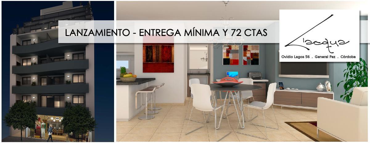 Sergio Villella. emprendimiento Edificio L'acqua en General Paz - Cordoba
