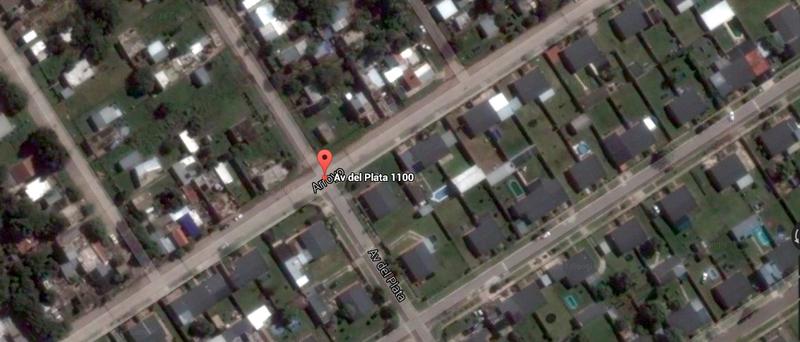 Avenida del Plata al 800