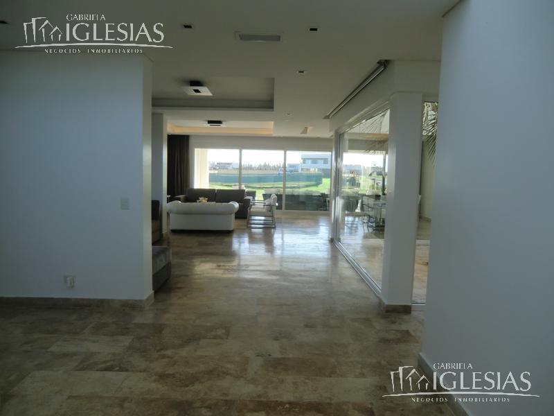 Casa en Venta Alquiler en Lagos del Golf a Venta - u$s 1.240.000 Alquiler - $ 75.000