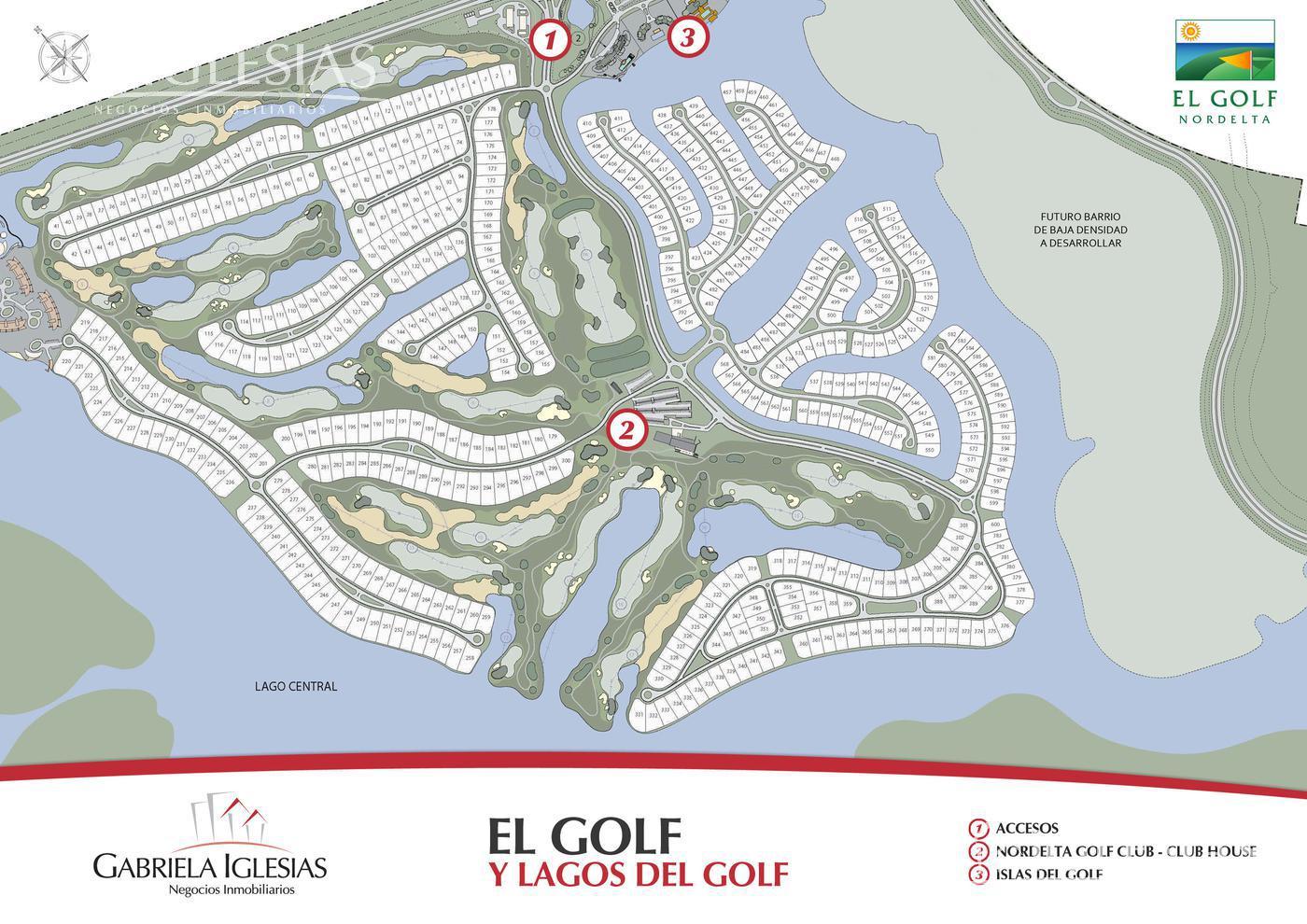 Terreno en Venta en El Golf a Venta - u$s 350.000