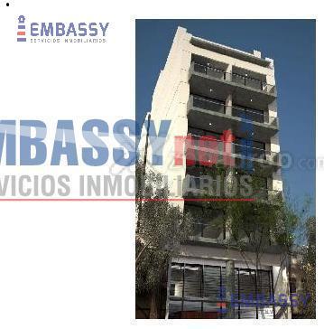 Departamento en Chacabuco 1300